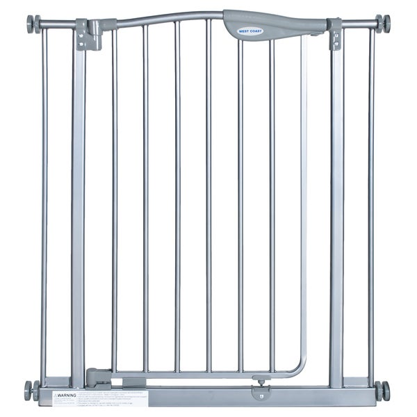 La Baby Self Closing Safety Gate Free Shipping Today