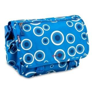 JWorld New York Target Print Terry Messenger Bag