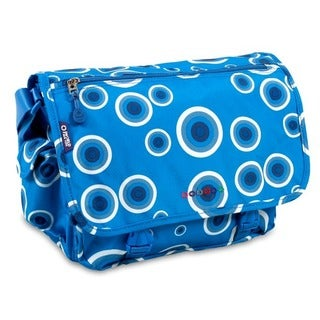 JWorld New York Target Print Terry Messenger Bag