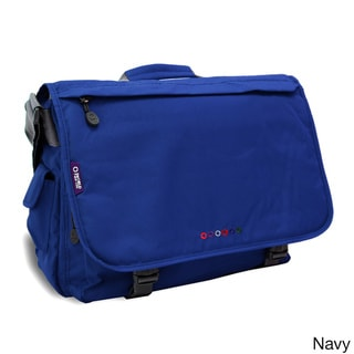 JWorld New York Thomas 15-inch Laptop Messenger Bag