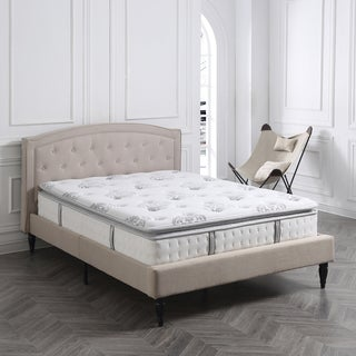PostureLoft Newberry Hybrid 12-inch King-size Foam and Innerspring Mattress
