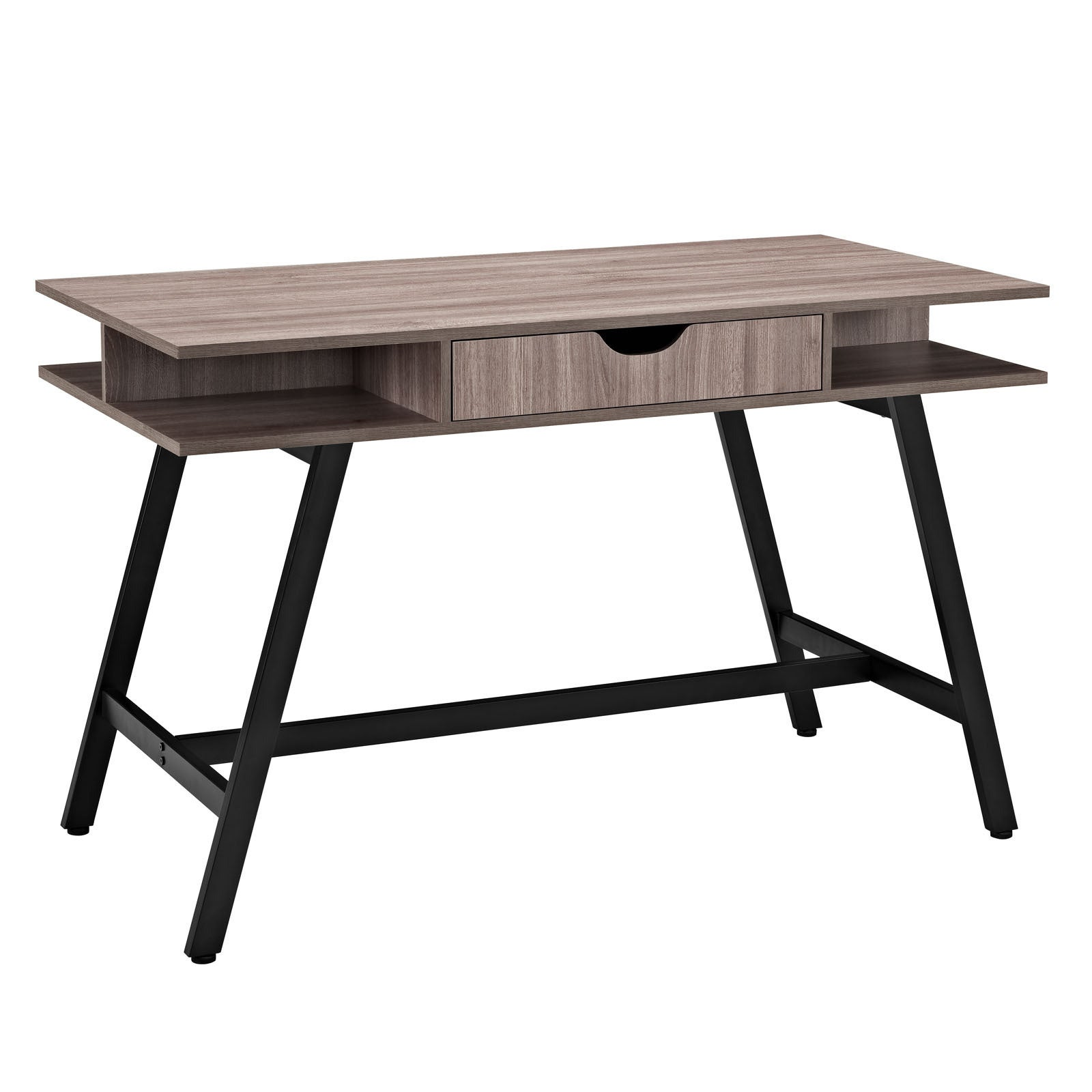 Shop Turnabout Natural Desk Free Shipping On Orders Over