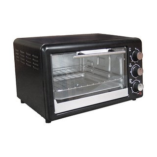 Avanti 0.6 Cubic Foot Toaster Oven and Broiler