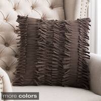 Ginger 18-inch Decorative Pillow
