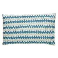 12 x 20-inch Nikos Ice Decorative Pillow