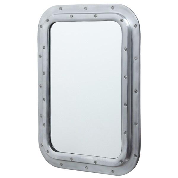 Shop Submarine Rectangular Wall Mirror Handmade In India Free Shipping Today