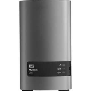 WD My Book Duo WDBLWE0120JCH-NESN DAS Array - 2 x HDD Supported - 12