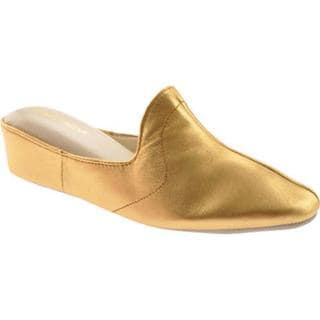 Women's Daniel Green Glamour Gold