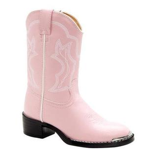 Girls' Durango Boot BT858 Pink Synthetic