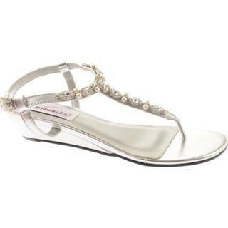 Women's Dyeables Myra Silver Metallic|https://ak1.ostkcdn.com/images/products/9257658/P16422545.jpg?impolicy=medium