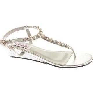 Women's Dyeables Myra Silver Metallic