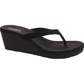 Women's Flojos Olivia Black