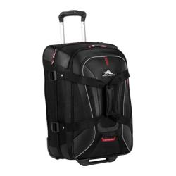 High Sierra AT7 Carry-on Wheeled Duffel Black