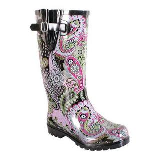 Women's Nomad Puddles Pink/Lime Paisley (5 options available)