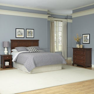 Chesapeake Headboard, Night Stand, and Chest by Home Styles