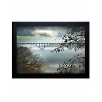 William Vanscoy 'By My Side' Framed Artwork
