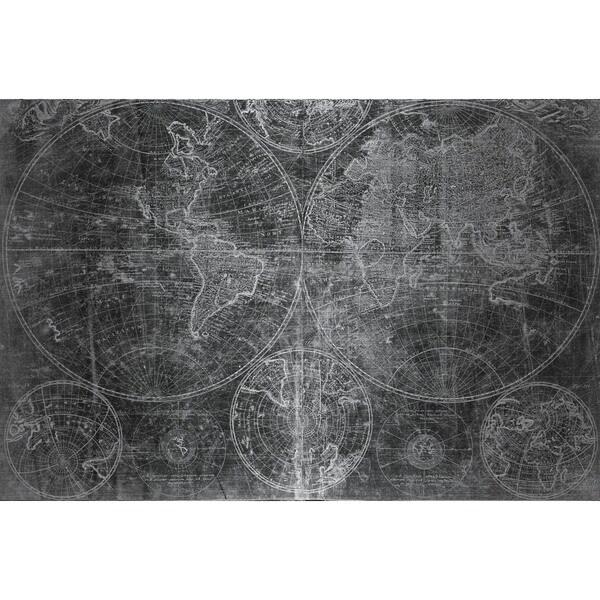 Marmont Hill Art Collective 'Multi World' Fine Art Print