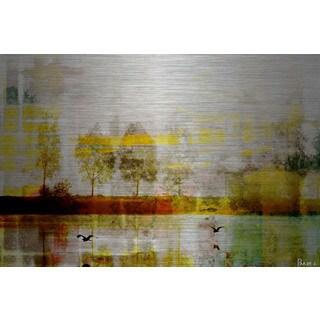 Parvez Taj 'Orr Lake' Fine Art Print