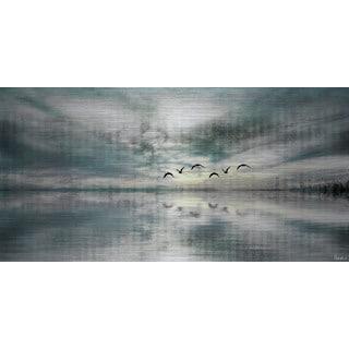 Parvez Taj 'Birds Skylight' Fine Art Print