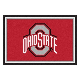 Fanmats Ohio State University Area Rug (5 x 8)