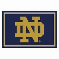 Fanmats NCAA Notre Dame Area Rug (5' x 8')