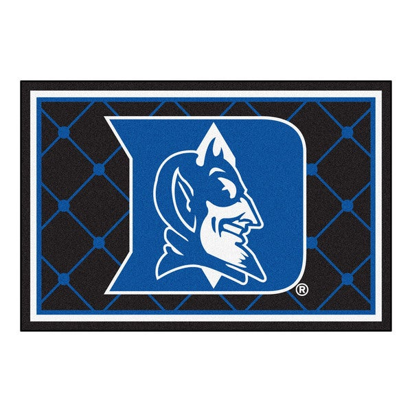 Fanmats NCAA Duke University Area Rug (5' x 8')