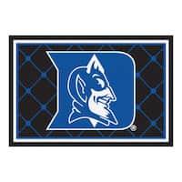 Fanmats NCAA Duke University Area Rug (5' x 8')