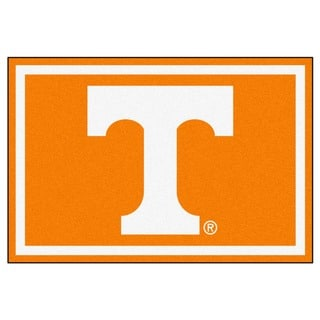 Fanmats University of Tennessee Area Rug (5 x 8)