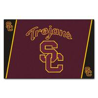 Fanmats NCAA USC Area Rug (5' x 8')