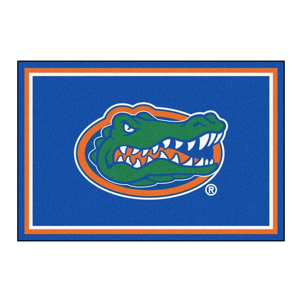 Fanmats NCAA University of Florida Area Rug (5' x 8')