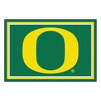 Fanmats NCAA University of Oregon Area Rug (5' x 8')