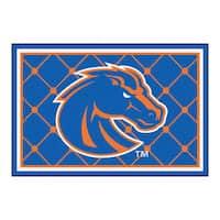 Fanmats NCAA Boise State University Area Rug (5' x 8')