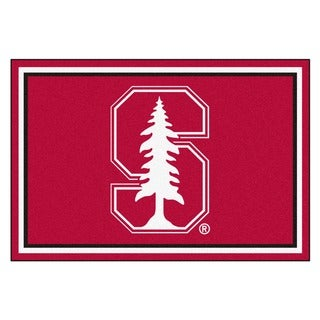 Fanmats NCAA Stanford University Area Rug (5' x 8')