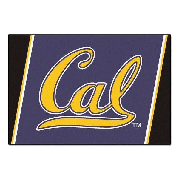 Fanmats NCAA University of California, Berkeley Area Rug (5' x 8')