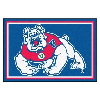 Fanmats NCAA Fresno State Area Rug (5' x 8')