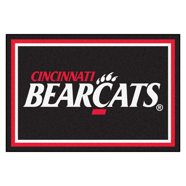 Fanmats University of Cincinnati Area Rug (5 x 8)