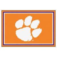 Fanmats NCAA Clemson University Area Rug (5' x 8')