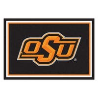 Fanmats NCAA Oklahoma State University Area Rug (5' x 8')