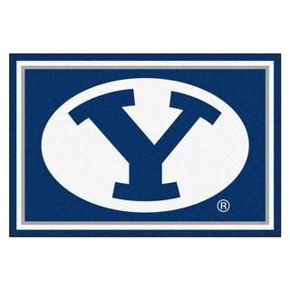Fanmats NCAA BYU Area Rug (5' x 8')
