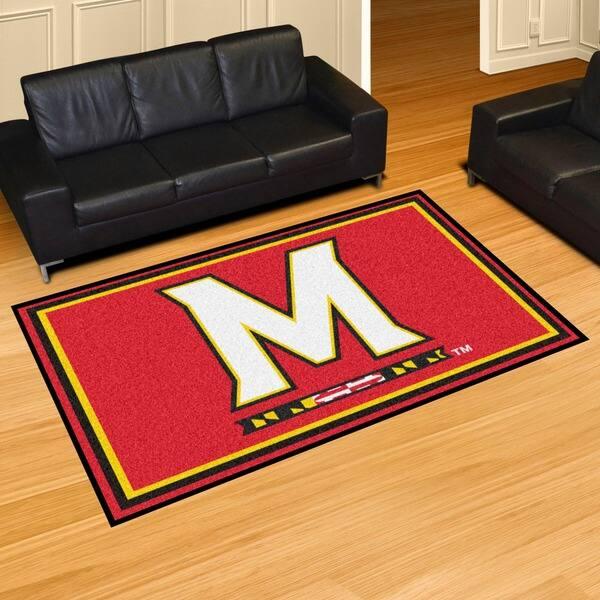 University Of Maryland Area Rug