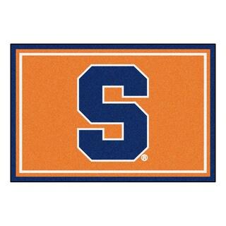 Fanmats NCAA Syracuse University Area Rug (5' x 8')