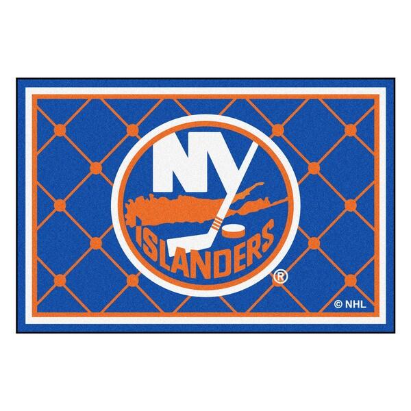 Fanmats New York Islanders Area Rug (5 x 8)