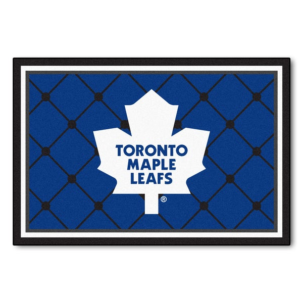 Fanmats NHL Toronto Maple Leafs Area Rug (5' x 8')