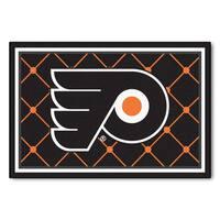 Fanmats Philadelphia Flyers Area Rug (5 x 8)
