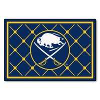 Fanmats NHL Buffalo Sabres Area Rug (5' x 8')