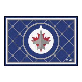Fanmats NHL Winnipeg Jets Area Rug (5' x 8')