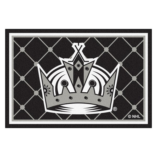 Fanmats NHL Los Angeles Kings Area Rug (5' x 8')