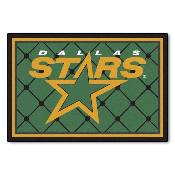 Fanmats NHL Dallas Stars Area Rug (5' x 8')