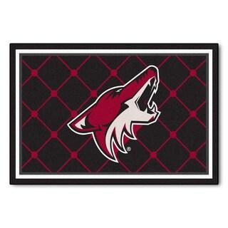 Fanmats NHL Phoenix Coyotes Area Rug (5' x 8')