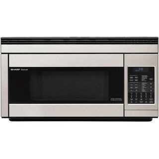 Sharp 1.1 cu. ft. Over-the-Range Convection Microwave Oven